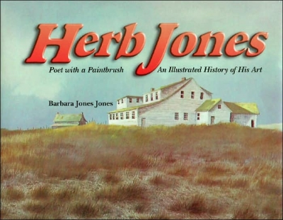 Poet with a Paintbrush - Herb Jones Book